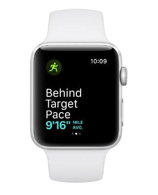 Apple Watch Series 3 watchOS 5