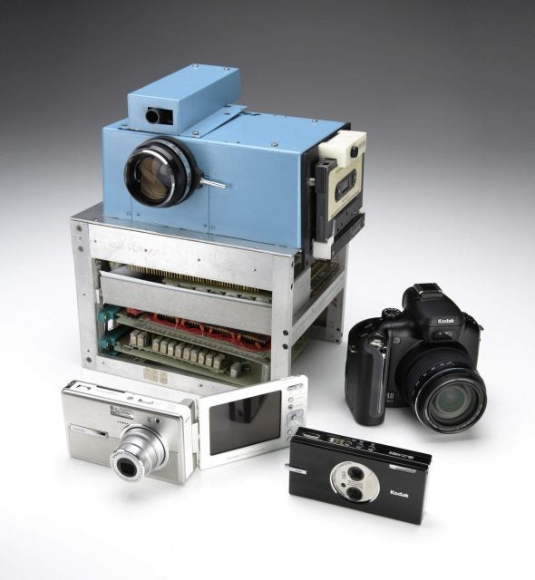 Kodak digital cameras - tech.co