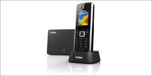 Yealink-W52P Cordless IP Phone