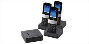 Cisco-SPA302D Cordless IP Phone