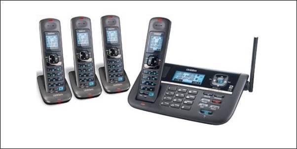 AT&T TL88102Multi LineCordlessDeskphone