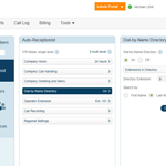 RingCentral Office UI