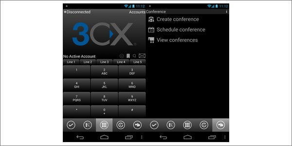 3cx phone software