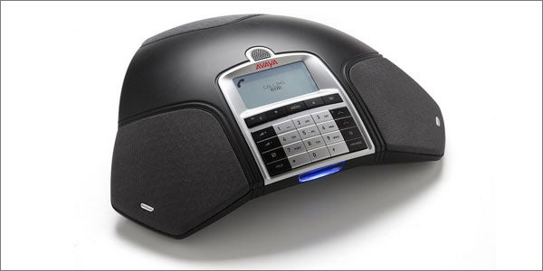 Avaya B100 Series Conference Phone