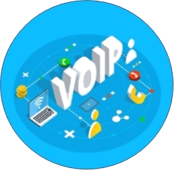 VoIP relies on the internet and the cloud