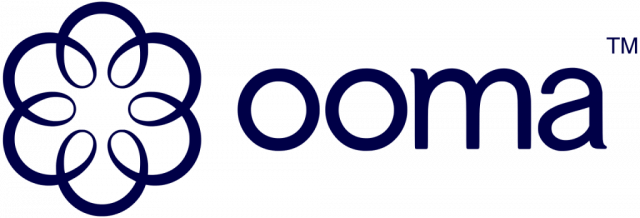 Ooma logo - tech.co