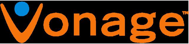 Vonage logo - tech.co