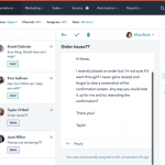 Hubspot CRM Customer Conversation