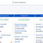 Salesforce CRM Opportunities