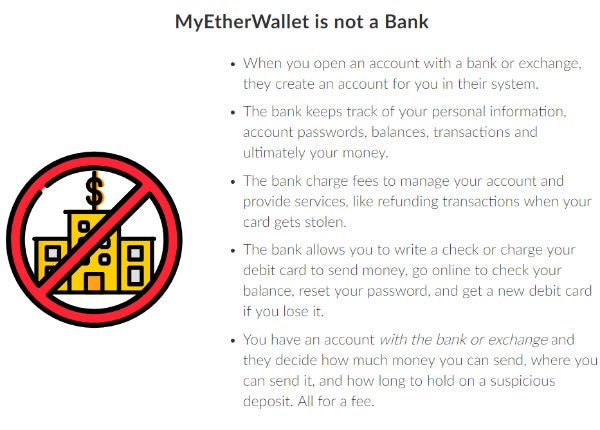 MyEtherWallet Cryptocurrency