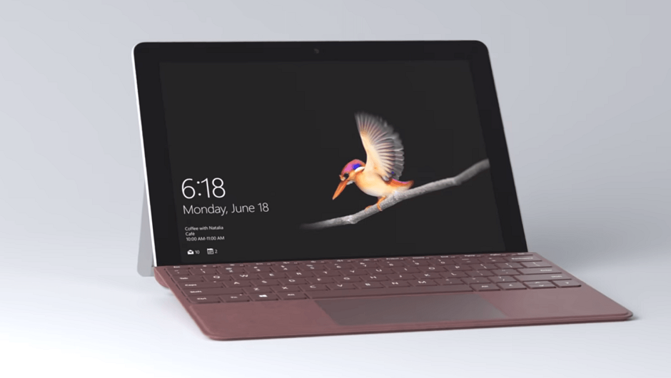 How the New $399 Microsoft Surface Go Takes On the iPad