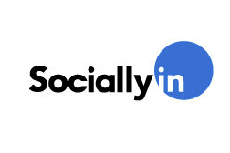 sociallyin logo social media management services