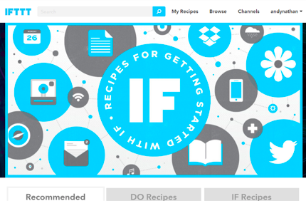 ifttt social media management tools