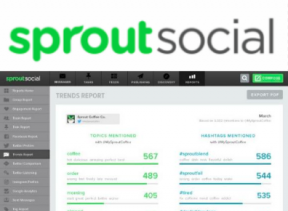 sproutsocial social media management tool