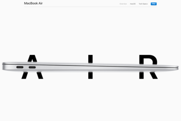 macbook air good website image