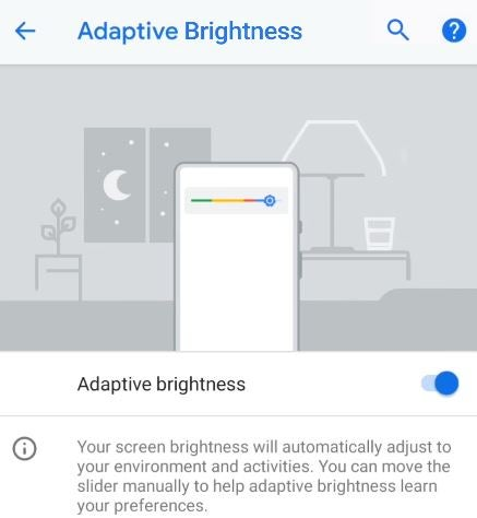 Adaptive brightness - tech.co