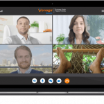 Vonage video calling software (example)