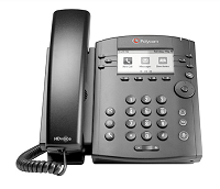 Polycom VVX 301/311 IP Phones