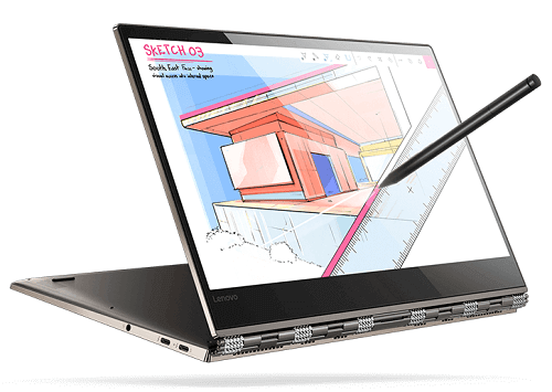 Lenovo Yoga 920 - tech.co