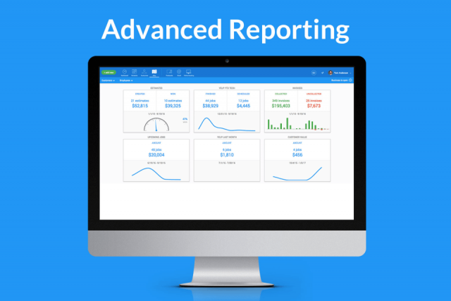 HouseCall Pro Reporting