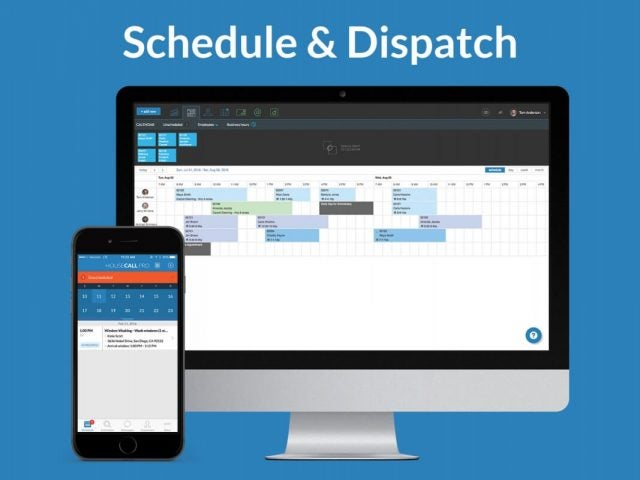 HouseCall Pro Scheduling