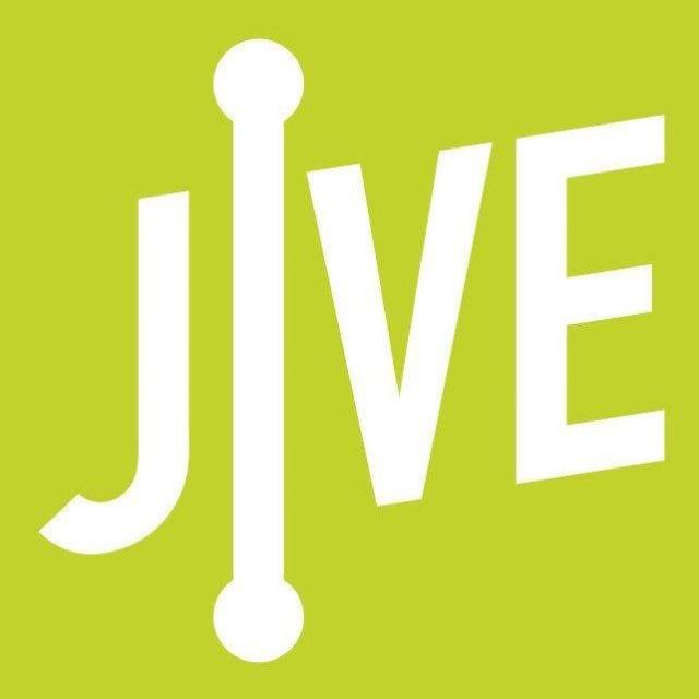 Jive logo - tech.co