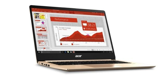 Acer Swift 1 - tech.co