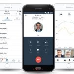 8x8 Virtual Office mobile app