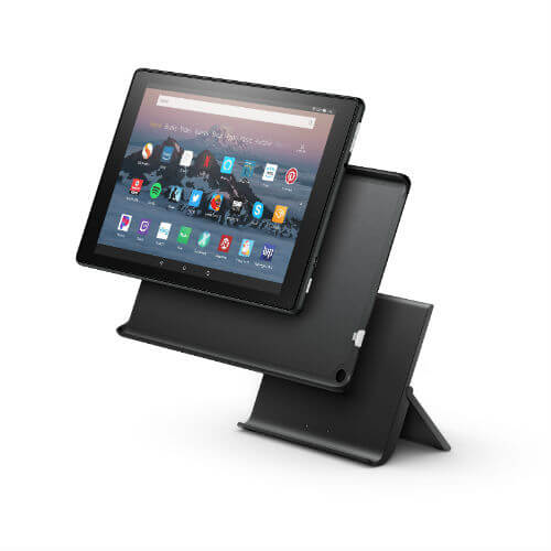 Amazon Show Mode Dock with Fire HD 8
