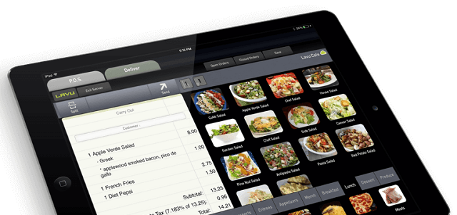 The Lavu restaurant POS system