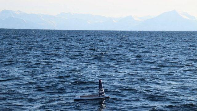 Autonomous Sailing: Green Boat Arrives on the Emerald Isle
