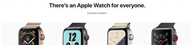 Apple watch ad - tech.co