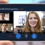 Avaya video conferencing