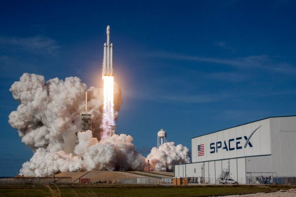 SpaceX Falcon Heavy Launch is space democratized