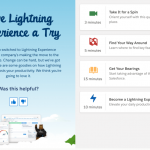 Salesforce Lightning Switch