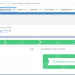 Salesforce Lightning Opportunities Tab