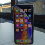Apple iPhone XS Review Front
