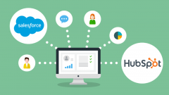 Hubspot vs Salesforce CRM Software Compared