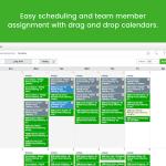 Jobber Scheduling