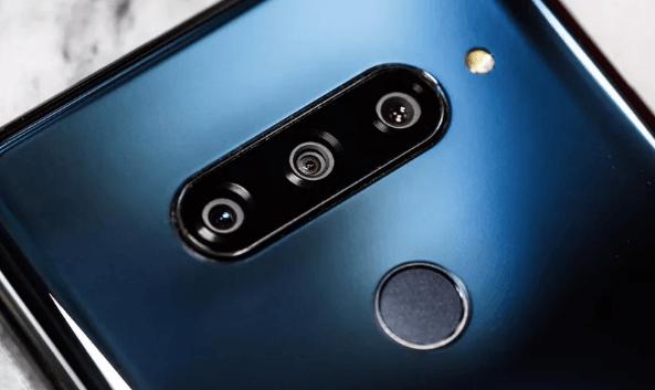 LG V40 ThinQ Cameras