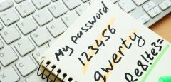 California to ban weak passwords