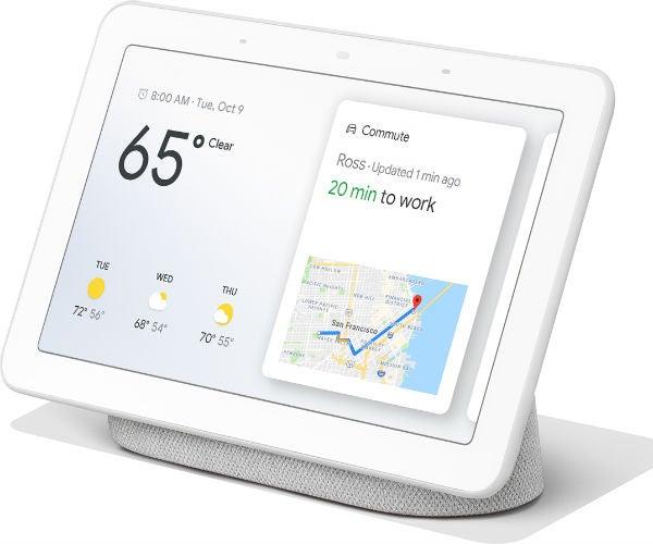 Google Home Hub medium
