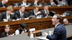 Mark Zuckerberg Facebook Tech Hearing