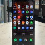 Samsung Galaxy S9 Front