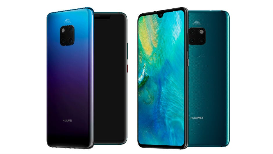 Best Vehicle Tracking Software >> Huawei Unveils New Mate 20 and Mate 20 Pro Phones - 2018 | Tech.Co