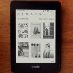 Kindle Paperwhite book selection
