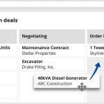 TeamGram CRM sales pipeline