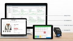 Vend POS software and hardware
