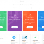 Weebly Review App Store