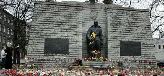 Soviet War Memorial Tallin